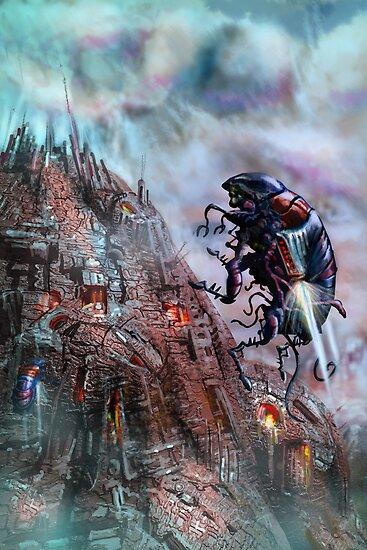 Bug City by MBJonly