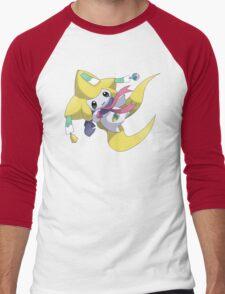 Christmas Jirachi 2015 Men's Baseball ¾ T-Shirt
