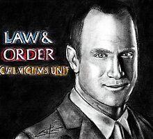 Elliot Stabler Law and Order SVU by Epopp300