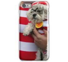 The Annual Tompkins Square Halloween Dog Parade Waldo iPhone Case/Skin