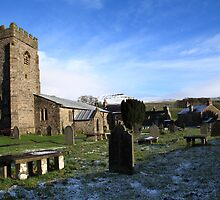 Horton in Ribblesdale Church by SteveFinch