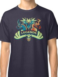 LEGENDS - Silver Classic T-Shirt