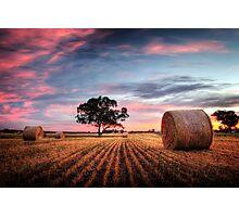 Rural Skies Photographic Print