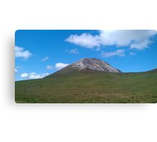 Mount Errigal- Donegal,Ireland Canvas Print
