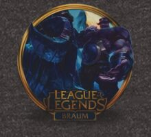 Braum - League of Legends by REALSTORE