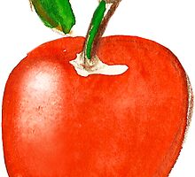 Red Apple by gagarin