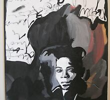 Jean Michel Basquiat by Candicealise21