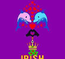 ㋡♥♫Love Irish Fantabulous iPhone & iPod Cases♪♥㋡ by Fantabulous