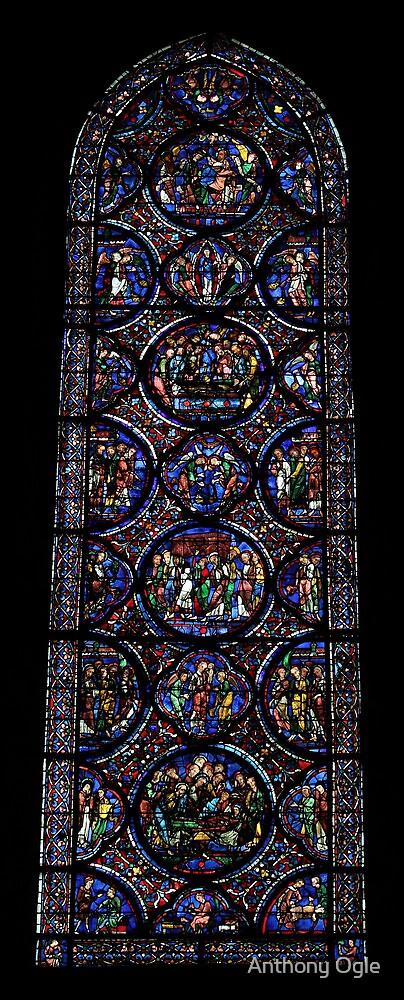 Original Gothic by Anthony Ogle