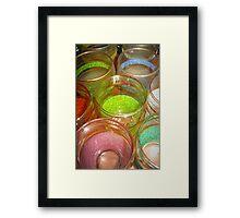Vintage Colour Fun Framed Print