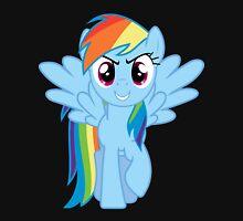 Menacing Rainbow Dash Unisex T-Shirt