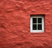 Cottage in Wales - Abstract #1 by Mark Podger