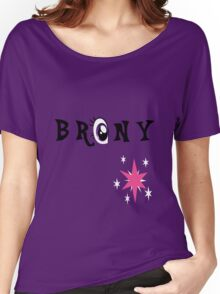 Brony - Twilight Sparkle Women's Relaxed Fit T-Shirt