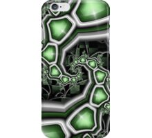 Alien Decent. iPhone Case/Skin