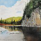 Steel River by Douglas Hunt