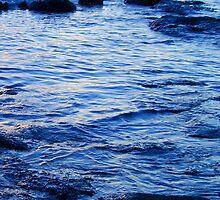 Blue Wave by Brinjen