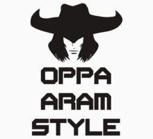 Oppa aram style! by wegeling