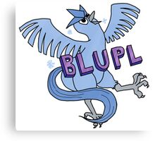BLUPL the Articuno Canvas Print