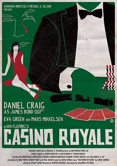CASINO ROYALE by AlainB68