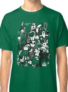 Help Doodle  Classic T-Shirt