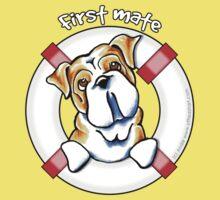 English Bulldog :: First Mate Kids Clothes