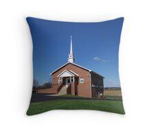 Lords Chapel Church Throw Pillow