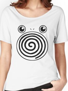 Poliwhirl Women's Relaxed Fit T-Shirt