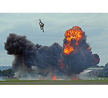 Tornado GR4 Role Demo - Dunsfold 2012 Photographic Print