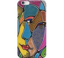 A Girl's Head Phone Case iPhone Case/Skin