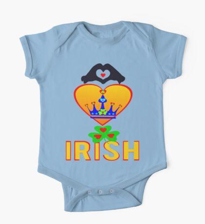 ㋡♥♫Love Irish Fantabulous Clothing & Stickers♪♥㋡ One Piece - Short Sleeve