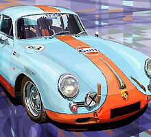 Porsche Legend www.shevchukart.com by Yuriy Shevchuk