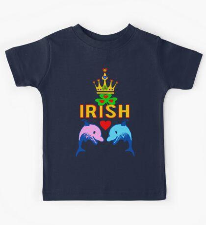 ㋡♥♫Love Irish Fantabulous Clothing & Stickers♪♥㋡ Kids Tee