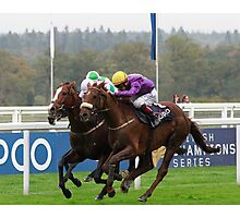 Rites of Passage wins Long Distance Cup Photographic Print