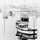MISTY HARBOUR by PlanetPenwith