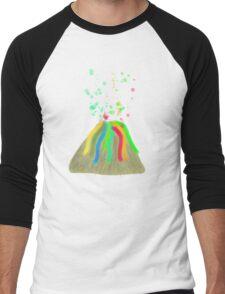 Experimental Men's Baseball ¾ T-Shirt