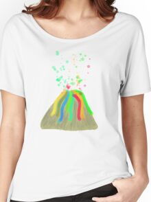 Experimental Women's Relaxed Fit T-Shirt