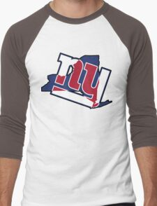 NY - Giants Men's Baseball ¾ T-Shirt