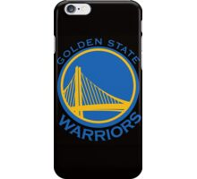 NBA - Warriors iPhone Case/Skin