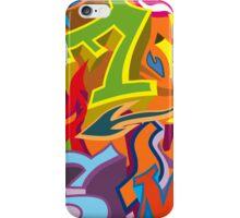 Graffi iPhone Case/Skin