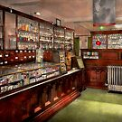 Pharmacy - We have the solution 1934 by Mike  Savad