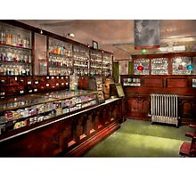 Pharmacy - We have the solution 1934 Photographic Print