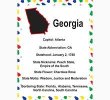 Georgia Information Educational Unisex T-Shirt