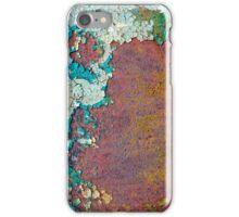 Paint mosaic iPhone Case/Skin