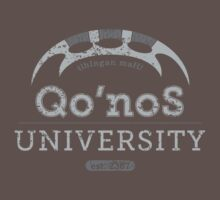 Qo'nos University by meglish