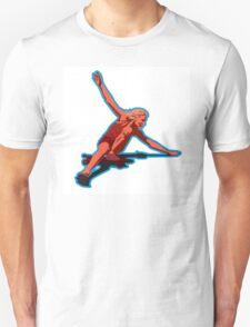 christie retro skateboard 1970 Unisex T-Shirt