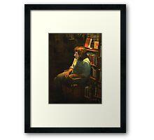 The Forgotten Man Framed Print