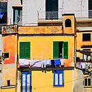 Italian Mozaic by Brendan Buckley