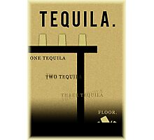 Tequila Photographic Print