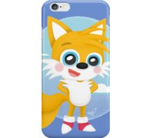 Tails - Sonic Games iPhone Case/Skin