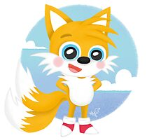 Tails - Sonic Games by AnaFonseca